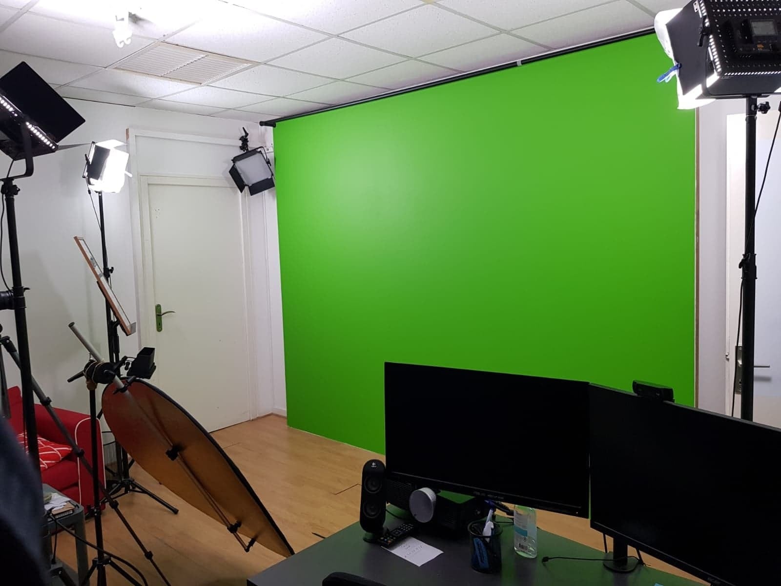 Studio rénové